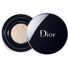 Dior Diorskin Forever and Ever Control Loose Powder Extreme Perfection... (3,530 INR) ❤ liked on Polyvore featuring beauty products, makeup, face makeup, face powder, beauty, universal shade, loose face powder and christian dior