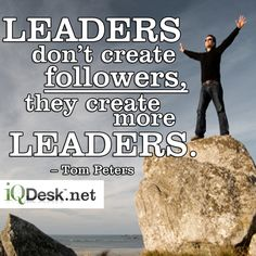 thank you for scout leaders | Leaders create more leaders