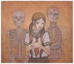 Illustrations by Audrey Kawasaki