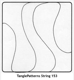 TanglePatterns String 153 « TanglePatterns.com