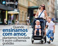 Familia.com.br | Como manter seus #filhos em #segurança em locais públicos. Prevencao