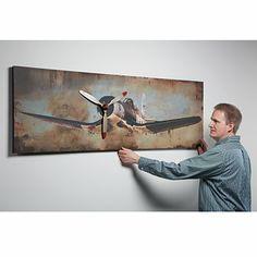 "F4U Corsair Wall Decor (59"" Long) $179.99"