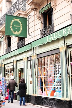 Lauderee...been to 2 of them in Paris & cannnnot wait to go back this summer!!!