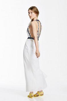 NAF NAF Robe longue 100% coton OFF WHITE 4. Alizée Androuin · Inspiration  NafNaf · Nouvelle collection printemps été ... 075c7d3cd6e0