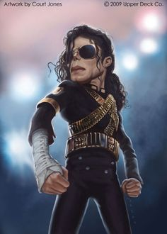 characture of Michael