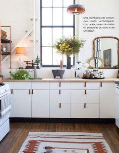 cozy rustic kitchen #decor #cozinhas #kitchens