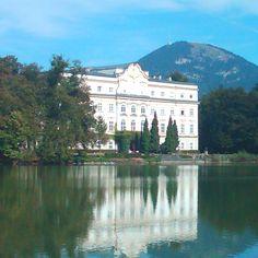 Salzburg... Von Trapp Family Villa