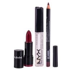 NYX Holidays Make-Up Gift - Sugar Plum Lips Set