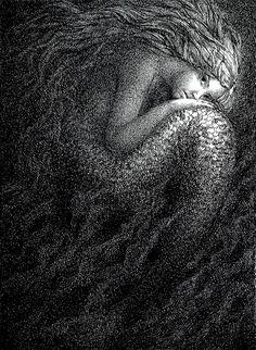 The Little Mermaid by Uuju.deviantart.com on @deviantART