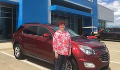 Congratulations and Best Wishes Valerie on the purchase of your 2017 CHEVROLET EQUINOX!  We sincerely appreciate your business, Orr Chevrolet and GARY LUCAS.