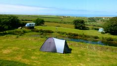 Pembrokeshire Camping - Coastal Stay - firepit!