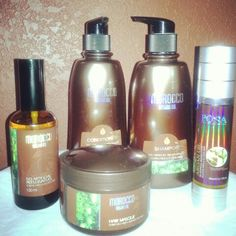 Moroccan Argan oil products sold @ kerryhair