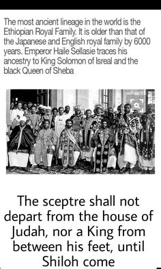 A World History underreported fact. Israel and Africa are connected in an important way, through this royal family. A World History underreported fact. Israel and Africa are connected in an important way, through this royal family. African Culture, African American History, Black History Facts, World History Facts, Black Royalty, African Royalty, By Any Means Necessary, Interesting History, Thing 1