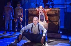 The Threepenny Opera at the National Theatre, directed by Rufus Norris.