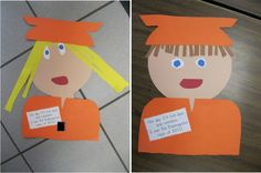 Teach Junkie: 26 Fun and Memorable End of the School Year Celebration Ideas - Graduation Craft