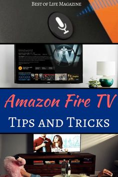 Fire TV comes with a lot on the surface, but there are some Fire TV tips and tricks to get you even more entertainment. Amazon Fire Stick, Amazon Fire Tv, Amazon Echo, Tv Without Cable, Cable Tv Alternatives, Tv Hacks, Netflix Hacks, Free Tv And Movies, Amazon Prime Movies