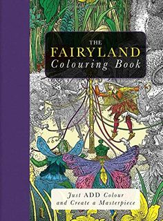 The Fairyland Colouring Book by Beverley Lawson