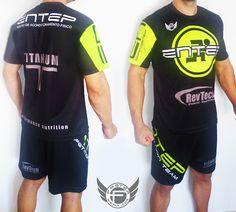 FasterWear.com amplia su gama de ropa deportiva con las nuevas prendas técnicas Personalizables para CrossFit