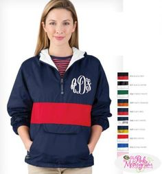 We love the new jacket with a great stripe on the front This jacket is perfect…