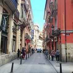 Barri del Carme in Valencia, Valencia