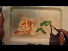 Nouvelle étude de la peinture du style floral victorien                                                                                                                                                                                 Plus