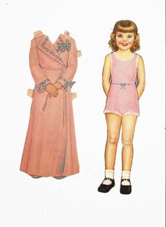 missing arm                 reminds me of I Love Lucy                  love the little book of paper dolls      Here is another s...