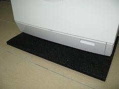 Washing Machine Universal Anti-Vibration Mat: Amazon.co.uk: Large Appliances