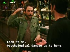 It's always sunny in Philadelphia Charlie Kelly Tv Quotes, Movie Quotes, Work Quotes, The Last Summer, Accel World, Movies And Series, Sunny In Philadelphia, It's Always Sunny, Charlie Always Sunny