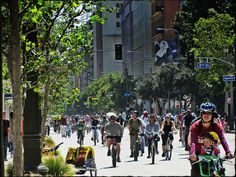 CicLAvia by waltarrrrr, via Flickr
