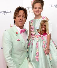 The Message From Anna Nicole Smith's Daughter That Made Larry Birkhead Break Down In Tears (Video)