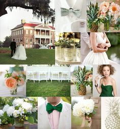 Southern plantation wedding? Yes Please
