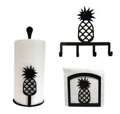 Pineapple Kitchen Decor Combo Set - All Kitchen