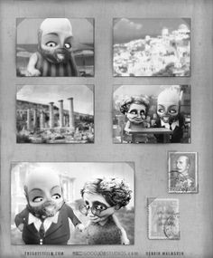 Shortfilm, Elsa, Sketches, Animation, Frame, Character, Decor, Dekoration, Decoration
