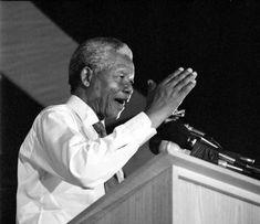Happy 95th birthday Nelson Mandela!