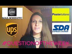 #questionoftheweek Come spedisco le mie creazioni? #1
