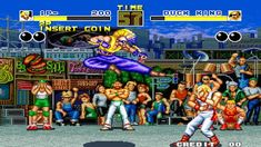 Snk Games, History Of Video Games, King Of Fighters, Arcade
