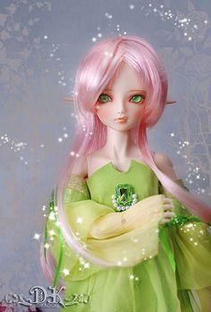 Rena, 42cm Dika Doll - BJD Dolls, Accessories - Alice's Collections