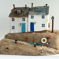 Pilchard Hill. One of several pieces I'll be listing in my etsy shop this coming Thursday!