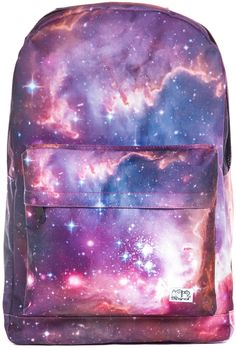 Spiral Galaxy Pluto OG Backpack Rucksack Bag: Amazon.co.uk: Clothing