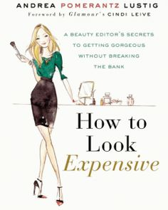 "pinner said: ""the new beauty book to swear by"" --love the title :)"