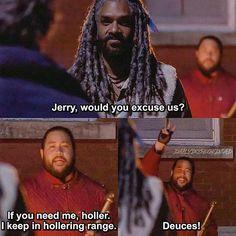The Walking Dead - Jerry