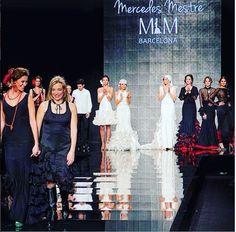 Fashion show with Flamenco dress styles by designer Mercedes Mestre! Barcelona, Dress Styles, Fashion Show, Fashion Dresses, Concert, Design, Flamingo, Atelier, Fashion Show Dresses
