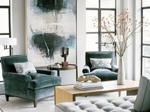 Contrast and Conquer Vary textures and sheen to give your interiors depth and interest. These rooms show you how