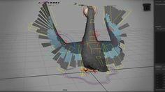 Pigeon Rigging - CocaCola Goals - VetorZero by Wesley Schneider. Fiz o rigging…