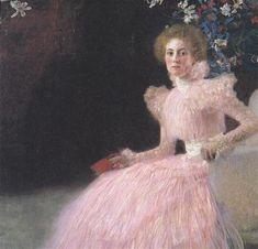 Sonja Knips, 1898 - Gustav Klimt