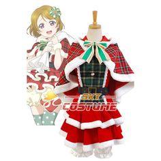 Sailor Navy Costume Koizumi Hanayo Uniform Dress Halloween Cosplay Love Live