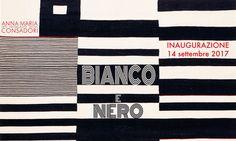 Vernissage mostra BIANCO E NERO, Galleria Anna Maria Consadori, Giovedì 14 settembre, Via Brera 2, h.18-21 http://galleriaconsadori.com/bianco-e-nero/