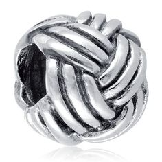 Expressions for Helzberg� Sterling Silver Love Knot available at #HelzbergDiamonds