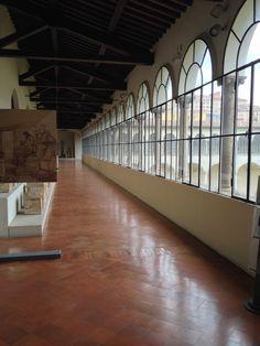 Anche l'#arte vuole la sua parte! #Pellicoledisicurezza al Museo di S.Domenico in Peurgia. www.intertecsrl.it