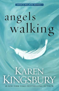 Angels Walking by Karen Kingsbury. From bestselling author Karen Kingsbury comes the first in a brand-new series about second chances--a dramatic story about a washed up baseball player, the love he left behind, and the miracles that might save them both. I Love Books, New Books, Good Books, Books To Read, Karen Kingsbury, Christian Fiction Books, Thing 1, Walking, Book Authors